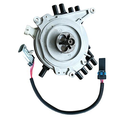 Motorhot Ignition Distributor for Chevrolet Camaro Caprice Corvette Impala S S Pontiac Firebird V8 5.7L fit for 1104032 1103916