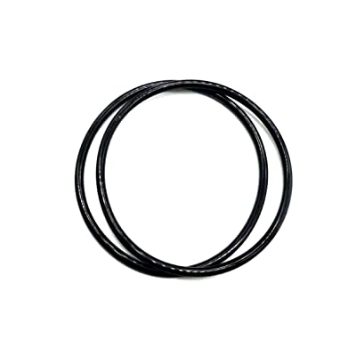 "DEX2400Z5 Outlet Elbow O-ring for Hayward Pro Grid Vertical D.E. Filter 2.4"" ID(2/ Pack): Home Improvement"