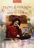 People Person: The Story of Sociologist Marta Tienda (Women's Adventures in Science)