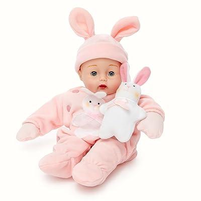 Madame Alexander Dolls Pink Bunny Huggums: Toys & Games