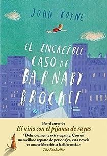 El increíble caso de Barnaby Brocket par Boyne