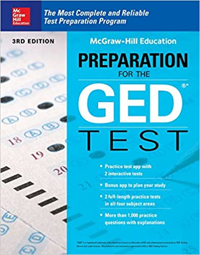 McGraw-Hill Education Preparation for the GED Test, Third Edition ...
