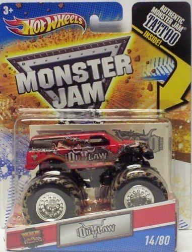 2011 Hot Wheels Monster Jam