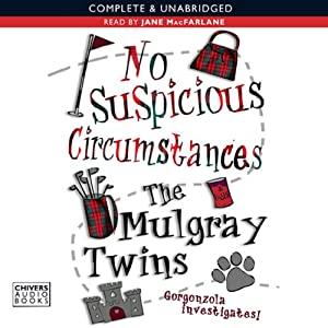 No Suspicious Circumstances Audiobook
