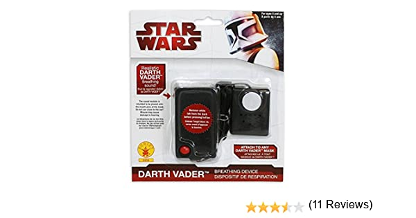 Star Wars Darth Vader Voice Box auf Knopfdruck: Da: S Original ...