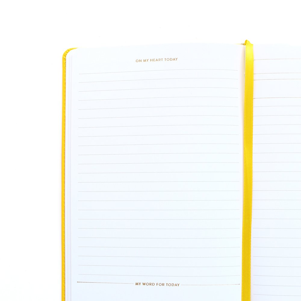 Write the Word Bible Journal: Scripture Faith Journal by Lara Casey (Yellow) by Lara Casey Shop (Image #3)