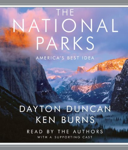 The National Parks: America's Best Idea by Random House Audio