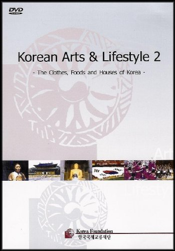 Korean Arts and Lifestyle: The Clothes, Foods and Houses of Korea (Can Be Played in Multiple Languages: Arabic, Chinese, English, French, Russian, Spanish)