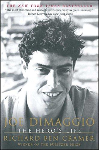 amazon com joe dimaggio the hero s life touchstone book ebook