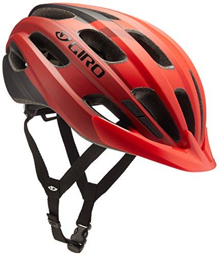 register helmet matte red