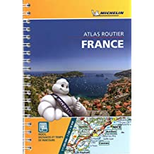 France Mini-Atlas routier 2019