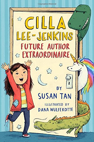 Read Online Cilla Lee-Jenkins: Future Author Extraordinaire pdf