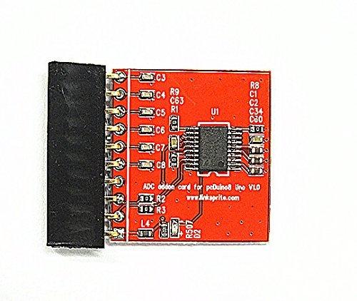 ADC breakout board for pcDuino8 UNO LinkSprite