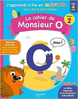 Amazon Fr Le Cahier De Monsieur O Niv 2 Collectif Livres
