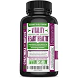 Resveratrol Supplement for Maximum Anti-Aging Support Immune System Boost amp Heart Health - Standardized to 50 Trans Resveratrol - Powerful Antioxidant Benefits - 60 Vegetarian Capsules Discount