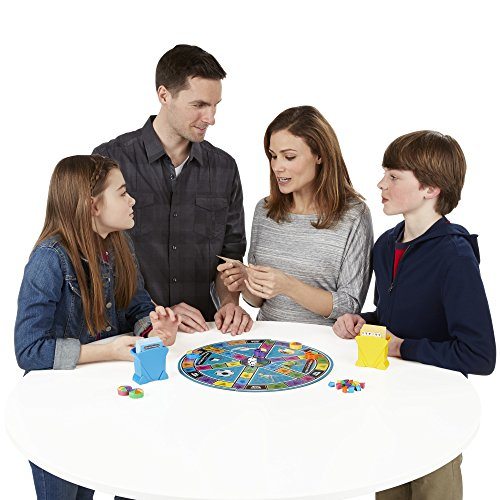 51DfUG%2BbVmL - Hasbro Trivial Pursuit Family Edition Game, Game Night, Ages 8 and up