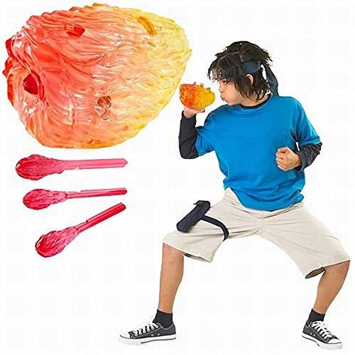 Naruto Sasuke Fire Attack Accessory