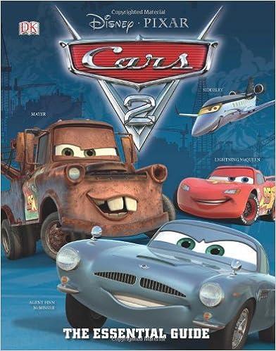 Ebook nedlasting engelsk gratis Cars 2: The Essential Guide. PDF