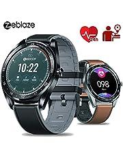 Zeblaze NEO Smartwatch IP67 Wasserdicht Fitness Tracker Pulsmesser Schlafmonitor Blutdruckmessung Touchscreen Smart Watch für Herren Damen Running Schrittzähler Sports für iOS und Android