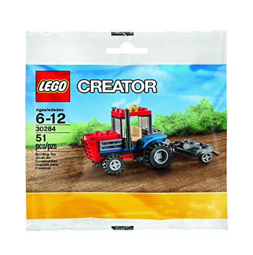Lego Tractor (LEGO Creator Mini Tractor 30284 Exclusive (Bagged))