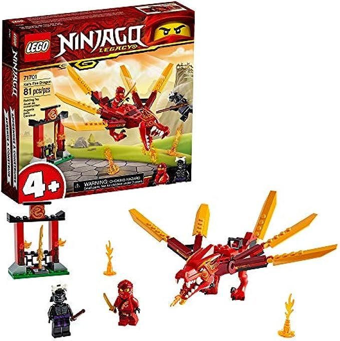 LEGO נינג'גו הדרקון של קאי 71701 (new 2020)