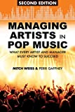 Managing Artists in Pop Music, Mitch Weiss and Perri Gaffney, 1581158823