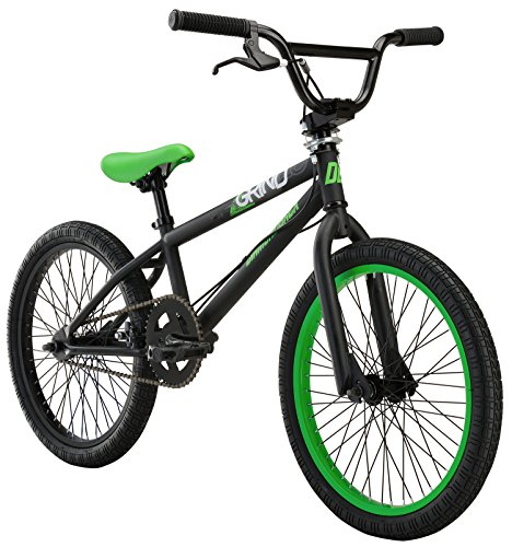 diamondback bicycles grind bmx bike matte black one size