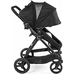 Contours Bliss 4-in-1 Convertible Stroller, Black (Black)