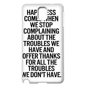 Quotes Samsung Galaxy Note 3 Case White Yearinspace965453