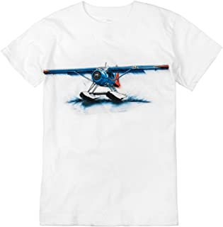 product image for Shirts That Go Little Boys' Propeller Airplane T-Shirt