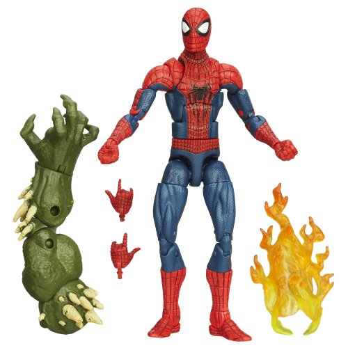 Marvel The Amazing Spider-Man 2 Marvel Legends Infinite Series The Amazing Spider-Man Action Figure A6656000