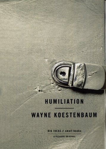 Image of HUMILIATION (BIG IDEAS//small books)