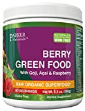Berry Green Superfood Powder with Organic Greens - Best Reviews Guide