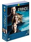 [DVD]FRINGE / フリンジ 〈ファースト・シーズン〉セット1