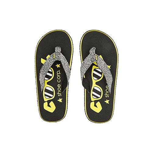 Cool Shoes, String Noir Pour Femme Noir