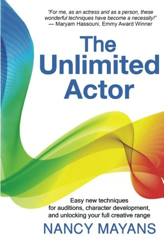 The Unlimited Actor [Nancy Mayans] (Tapa Blanda)