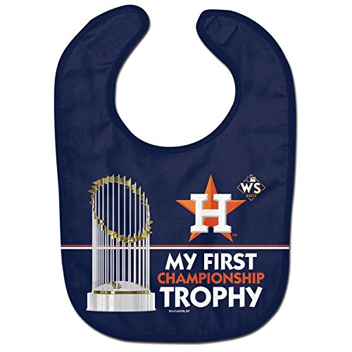Newborn & Infant Houston Astros WinCraft 2017 World Series Champions All Pro Baby Bib (Clothes Astros Houston)