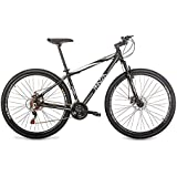 Bicicleta Mazza Bikes Fire Aro 29 - Preta - 19 - Mzz - 200