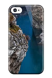 Hot 6179052K87717059 Awesome Case Cover/iphone 5C Defender Case Cover(earth River)