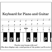 Keyboard for Piano and Guitar