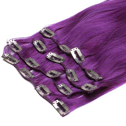 Extensions Brazilian Human 1870g Purple product image