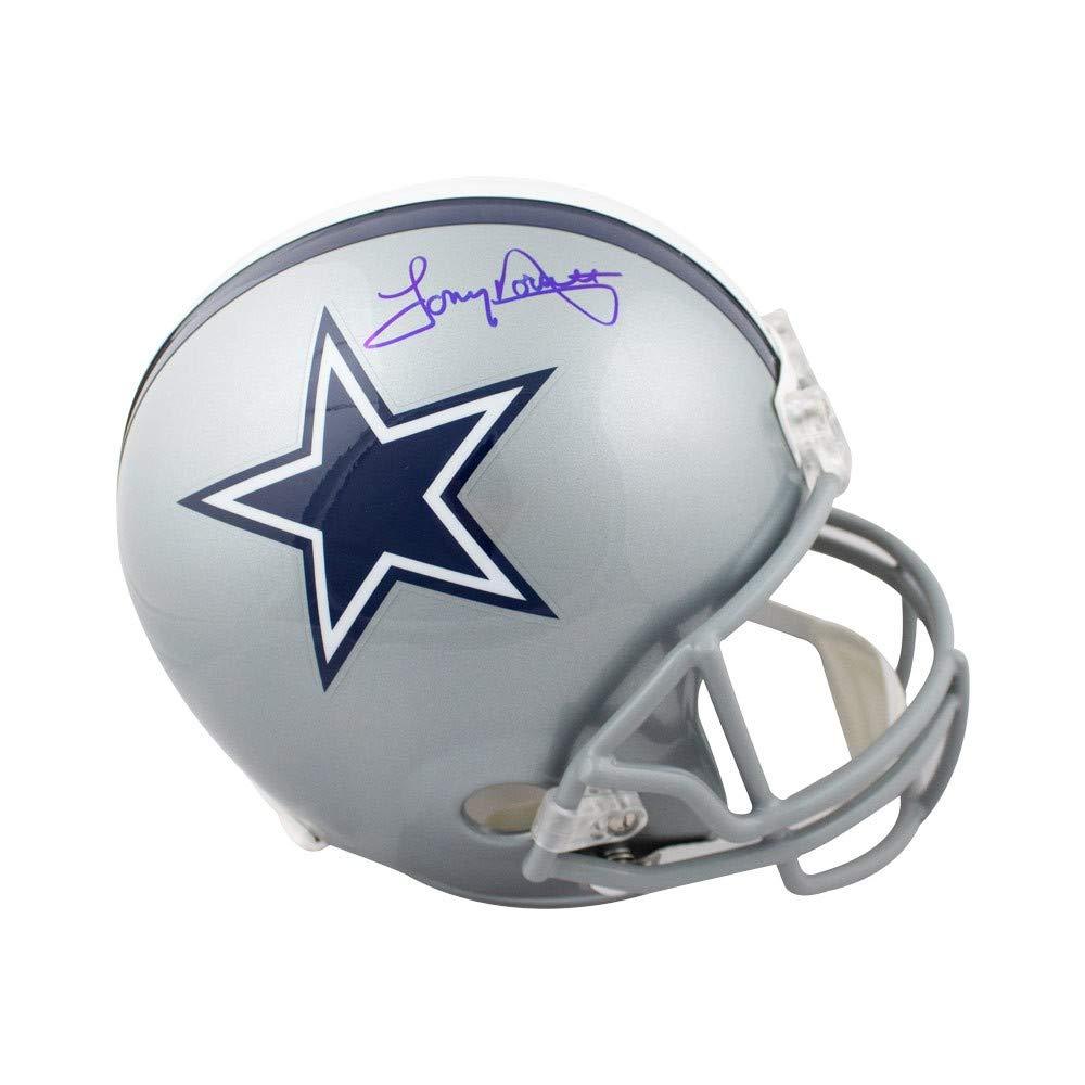 Amazon.com  Tony Dorsett Autographed Dallas Cowboys Full-Size Football  Helmet - JSA COA  Sports Collectibles 6df12a301