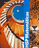HSP Matemáticas © 2009: Edición del estudiante Grade 6 2009 (Spanish Edition)