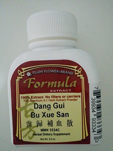 Dang Gui Bu Xue San, Extract Powder by May Way
