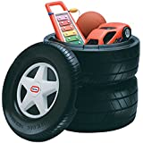 Classic Racing Tire Toy Chest