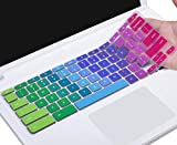 Colorful Keyboard Cover Compatible 2019 2018 ASUS