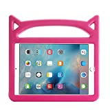 """PC Hardware : Lmaytech iPad 9.7 2018 & 2017 Release/iPad Air Case, Light Weight Shock Proof Handle Stand Case Cover Kids Friendly for Apple iPad 9.7"""" (6th Gen, 5th Gen) / iPad Air (Pink)"""