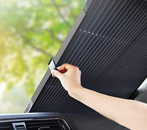 Remio Windshield Retractable windowshield Universal