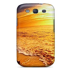 New Arrival Case Specially Design For Galaxy S3 (sunset)