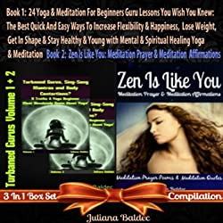 Yoga and Meditation for Beginners Guru Lessons